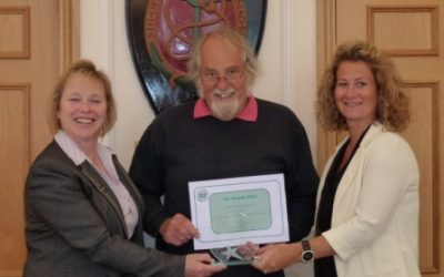 Homes for Holsworthy wins national award!
